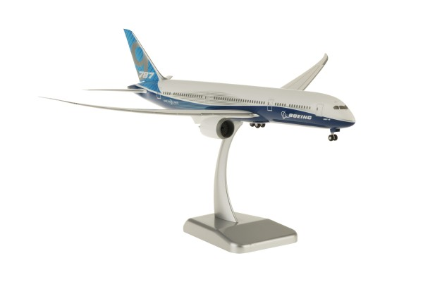 Boeing 787-9 House Color New Livery Scale 1:200